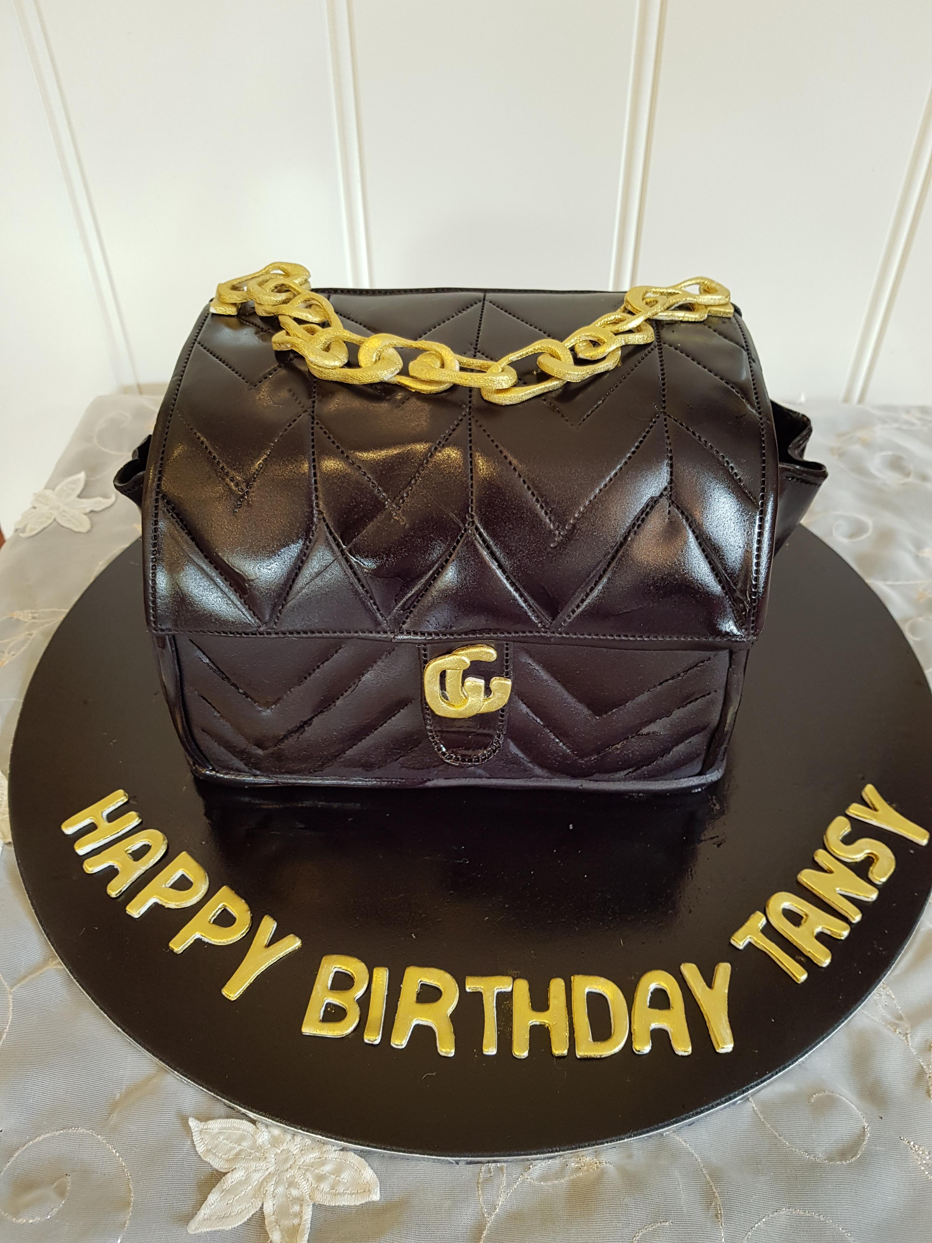 Gucci Soho handbag cake from $350