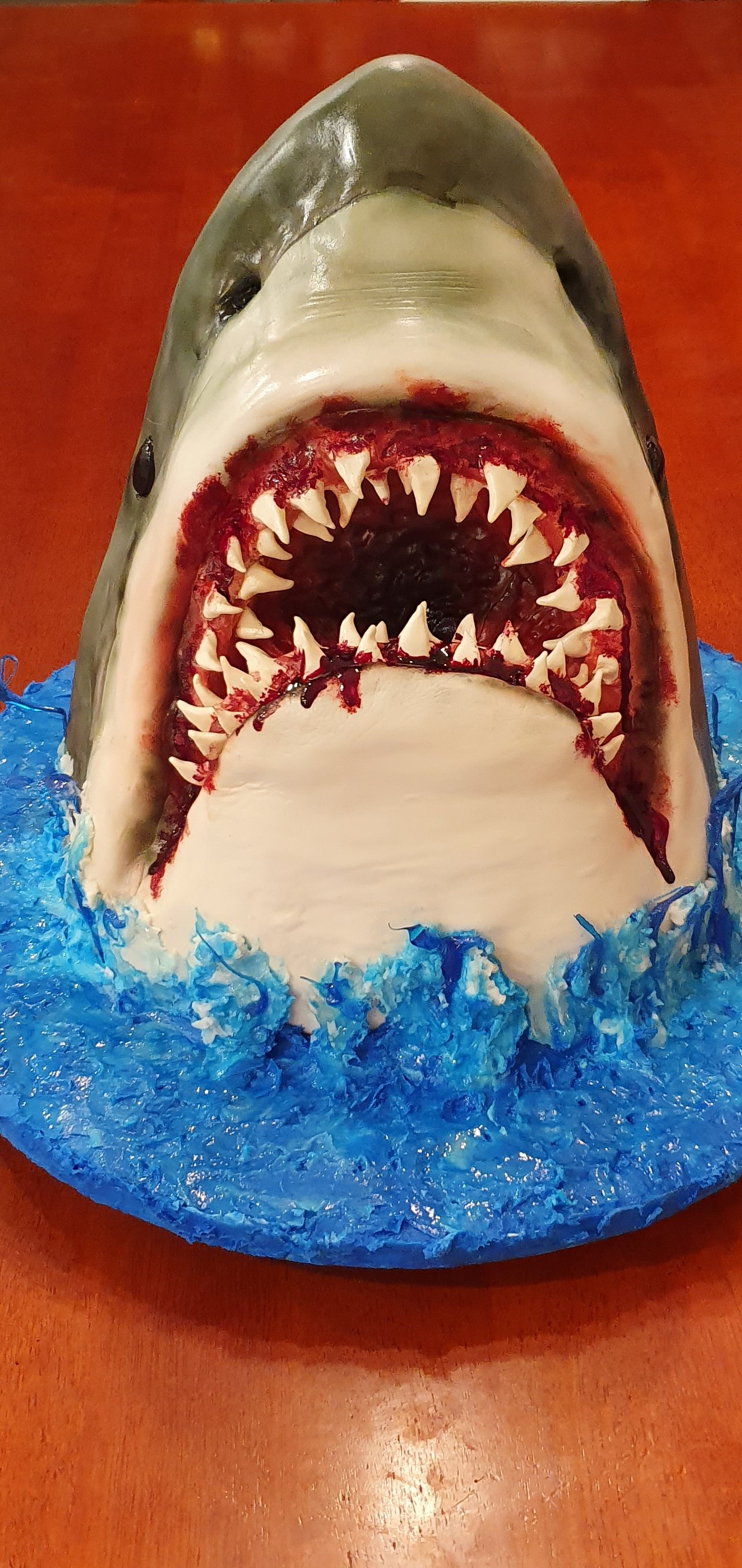 Jaws Shark cake from $400