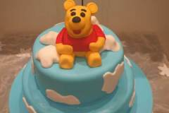 Winnie The Pooh Cake From $170