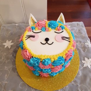 Kitty Cake from $130